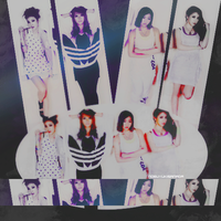 2NE1 edit by Nobuyuki7