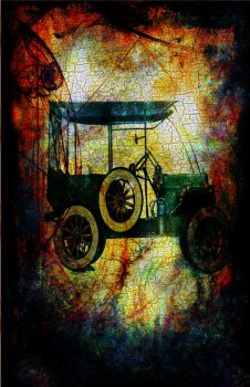 Tease Tarot: The Chariot by StellaPrice