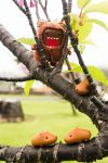 Domo and kapibaras~ Sitting in a tree.. ^^ by PiliBilli