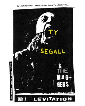 Ty Segall at Levitation by PorPorCoro