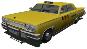 updated gta iv voodoo taxi by 1970superbird