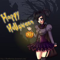 Halloween Sayako by MewMartina