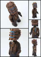Pocket-Sized Isaac Clarke by liadys