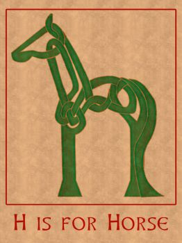 H is for Horse by Trish2