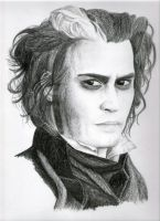 Sweeney Todd by Pandannabelle
