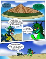 Commission: Serpenna and the Skylanders pg 2 by oogaboogaz
