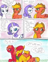 Trans Ponies Vol 2: Page 29 by Tristanjsolarez