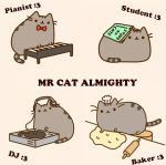 Mr Cat Almighty by SphereDeLumiere