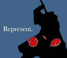 Kisame - Represent by H0shii