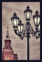 Moscow postcard-3 by de-kay