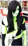 PhaseChan Shego cosplay ID - 2015 by PhaseChan