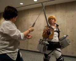 youmacon 2013 attack on titan Armin 4 by superjacqui