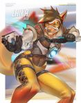 LaikaBoss (Tracer cosplay) by miles-df