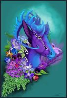 Bouquet of Flowers by Teggy