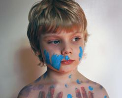 Blue boy by androgenio