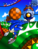 Sonic Generations :Modern: by JamesmanTheRegenold