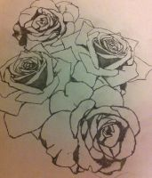Roses by robynrockin