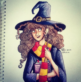 Witch of my Heart by ImagineFlags