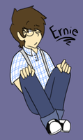 New OC: Ernie by Retzuko