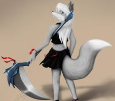 Why yes, this is a scythe by RiceGnat