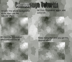 Camouflage Tutorial by Capella336
