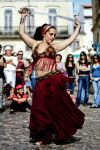 Medieval Belly Dancer by Helewidis