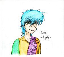 Malik as Male Sally (Request) by geekgirl8