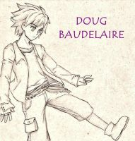 Doug Baudelaire by Lowis13