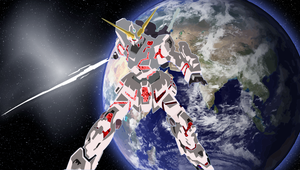 PS Training - Gundam Unicorn 2 by conquer001