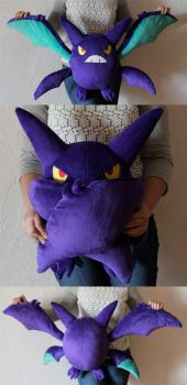 Crobat by Zareidy