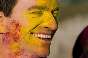 Holi Festival of Colours 31 by obviologist