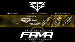 Youtube-Channel-NEW-EMK-iFamaz by FamaGFX