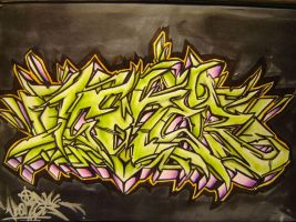 Iconer wildstyle by Eastwest89