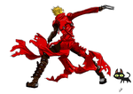 Vash The Stampede the Humanoid Typhoon by Wallcoton