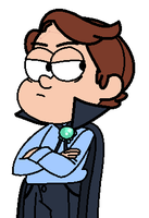gravity falls reverse (Dipper) by fionna238