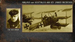 AIRFORCE LW Red Baron wallpaper-183464 by PanzerBob