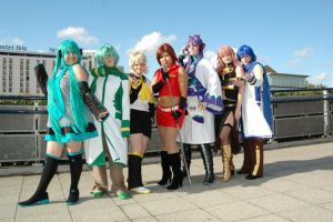 Vocaloid: The Family by xPixieSoulx