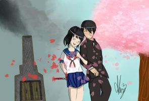 Come with me Senpai-kun by Marsy3