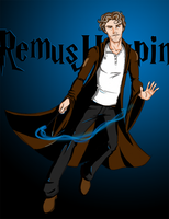 Remus J. Lupin by Rotae