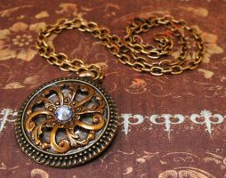 Neo-Victorian Necklace by JLHilton
