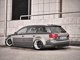Audi RS4 Eurostyle by Clipse89