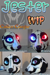 Jester WIP 2 by CalicoCougar