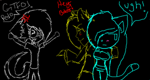 IScribble time 2 8D by Fire-TheZone