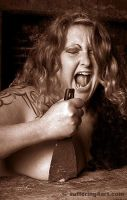 Nipple torture 3 by Alt-Images