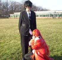 Grell Let Go by SabinaRose5