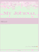 Soft Journal skin by MoonZaphire