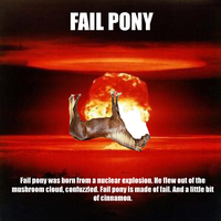 Fail Pony ID by failponyplz