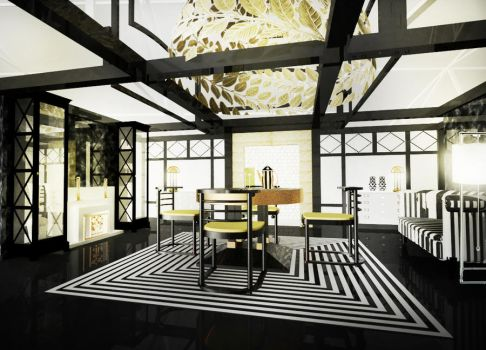 Secession showroom 2 by Amedeah