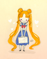 Usagi sketch by jubalew