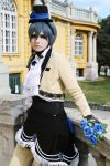 Ciel Phantomhive - Think it over by TemeSasu